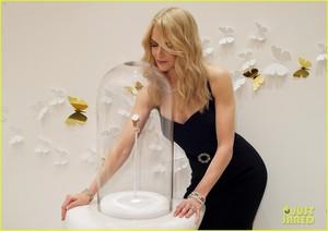 Nicole Kidman - Omega Butterfly