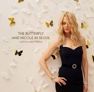 The Butterfly and Nicole in Seoul