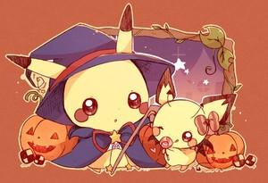 pika Halloween