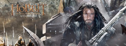 Richard Armitage Hintergrund possibly with Anime entitled richard-the hobbit