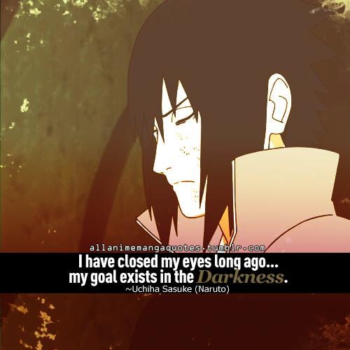 quotes sasuke uchiha bahasa