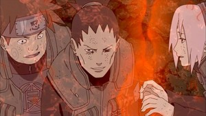 Shikamaru weak comdition