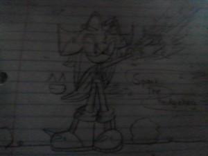 spark the hedgehog