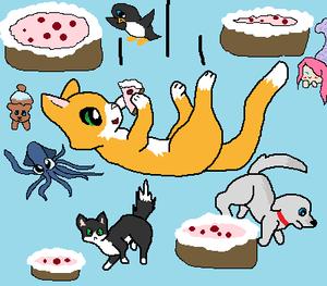 stampy cake's