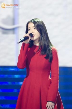 141126 IU at 16th the Korea-China Muzik Festival