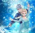 ❄️❄️2 Special Snowflakes❄️❄️ - elsa-and-jack-frost fan art