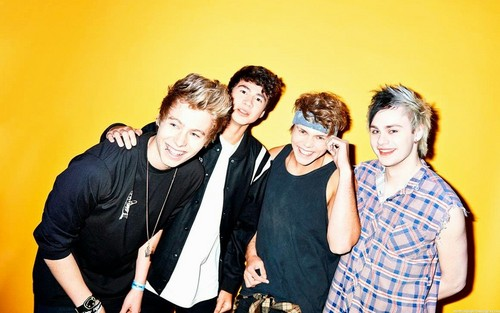 5 Seconds Of Summer Wallpaper Titled