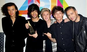 ARIA 2014