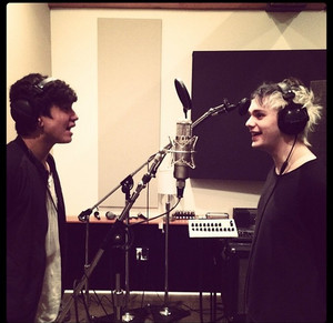 Calum and Mikey