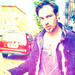 'Chalk Outline' - adam-gontier icon