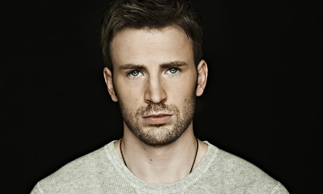 क्रिस एवांस वॉलपेपर probably with a jersey and a portrait called Chris Evans