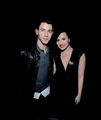 DECEMBER 5th - Demi Lovato performing at 102.7 KIIS FM's Jingle Ball in Los Angeles, CA. - nick-jonas photo