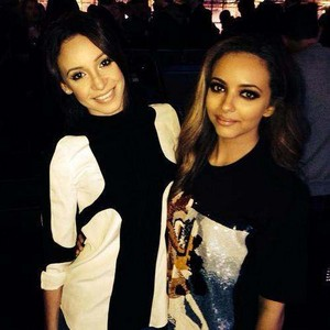 Danielle and Jade