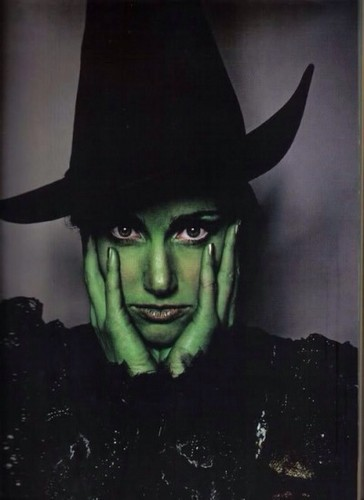 Wicked wallpaper with a snap brim hat, a campaign hat, and a fedora called               Elphaba