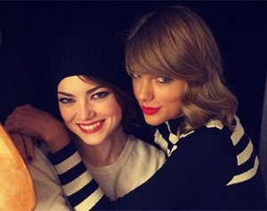 Emma and Taylor
