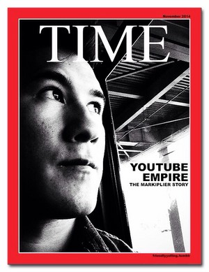[Fake] Time Magazine Covers feat. Markiplier