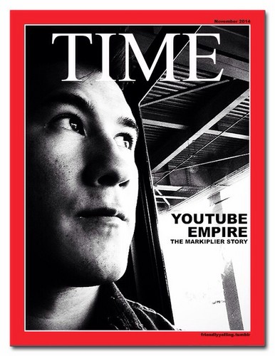 Markiplier Images Fake Time Magazine Covers Feat