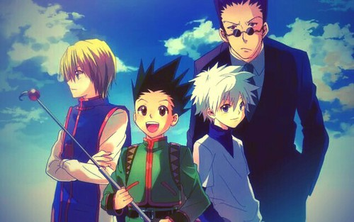 hunter x hunter wallpaper probably with animê titled Hunter X Hunter