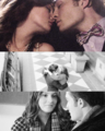 """I can't believe that night turned into today"" - blair-and-chuck fan art"