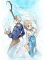 💙💙💙I will never let it go without you💙💙💙 - elsa-and-jack-frost fan art
