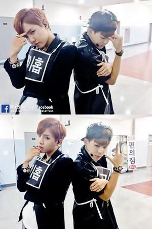 Jimin~Jhope hottie*.*♥♥♥
