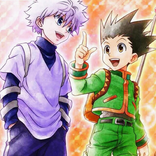 hunter x hunter wallpaper with animê titled Killua and Gon