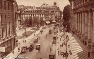 """Little Paris of the East"" 1940 Bucharest Romania"