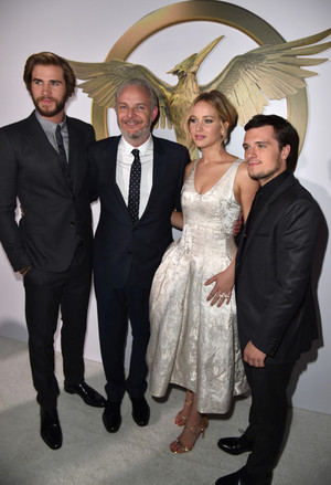 Mockingjay Part 1 US Premiere