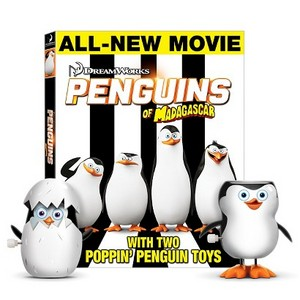 """Penguins of Madagascar"" Preorder"