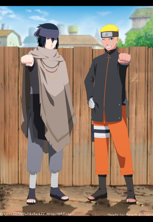 *Sasuke 나루토 :Naruto The Movie Last*