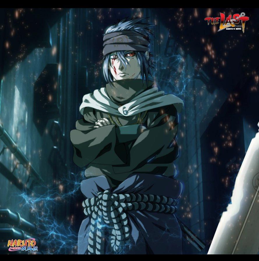 Sasuke Uchiha Naruto The Movie Last Naruto Shippuuden