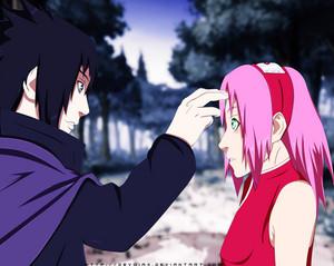 *Sasuke X Sakura : Until We Meet Again*
