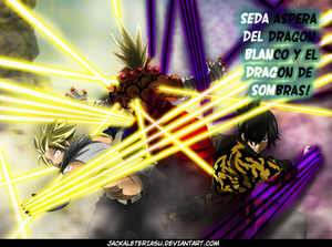 *Sting Rogue Defeat's Gienma*