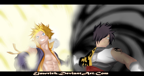 FAIRY TAIL(フェアリーテイル) 壁紙 probably containing a portrait called *Sting Rogue Twin Dragons*