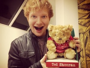 """Ted"" Sheeran :D"