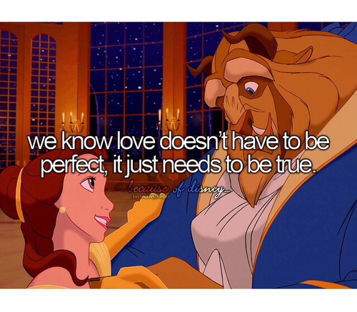 real beauty and the beast ending relationship