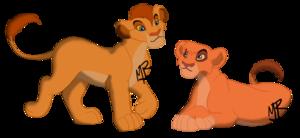 Vitani and Kopa