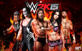wwe -    WWE 2K15 wallpaper