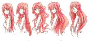 "~ "" anime "" ~ hairss"