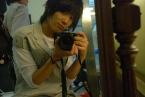 lee hong gi selfie 2