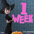 1 week - hotel-transylvania wallpaper