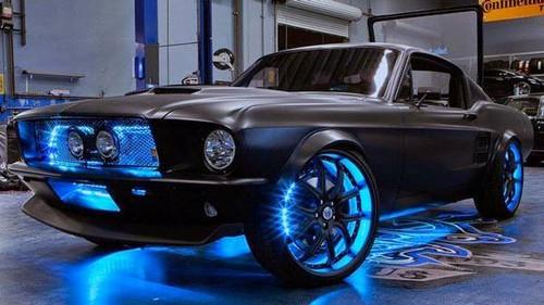 voitures de sport fond d'écran probably with a sedan, a hot rod, and a coupé titled 1966 Shelby GT 500
