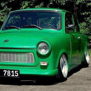 1966 Trabant 601 Custom