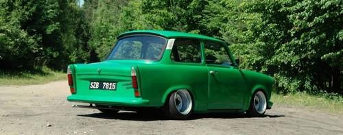 voitures de sport fond d'écran called 1966 Trabant 601 Custom