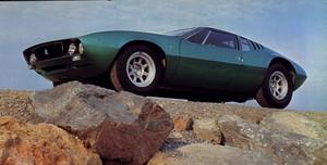 1968 De Tomaso Mangusta