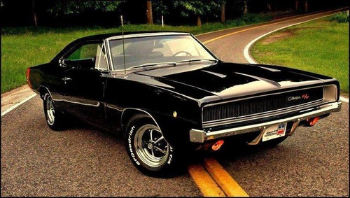 voitures de sport fond d'écran possibly with a convertible and a roadster titled 1968 Dodge Charger
