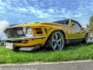 1968 Ford mustang Boss