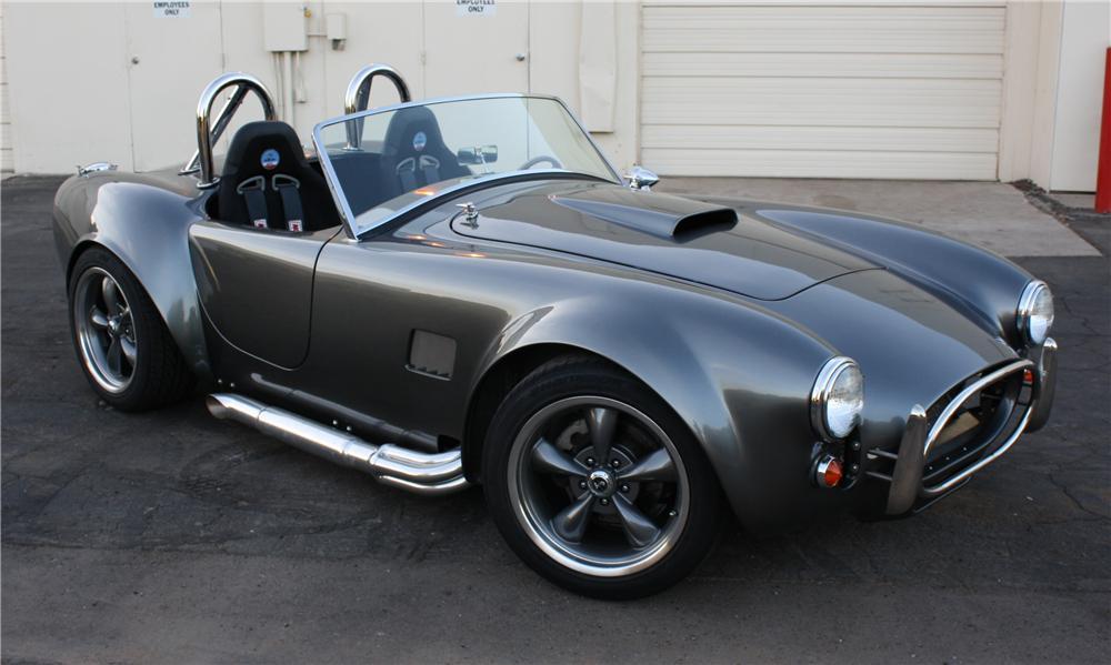 1968 Shelby rắn hổ mang