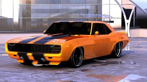 voitures de sport fond d'écran called 1970 Chevrolet Camaro