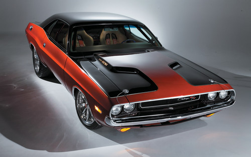 voitures de sport fond d'écran with a sedan called 1970 Dodge Challenger